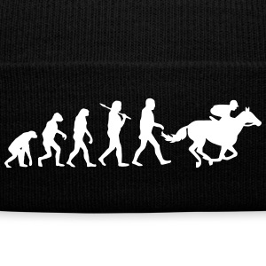 Horse Racing Evolution  Sportswear - Knit Cap with Cuff Print
