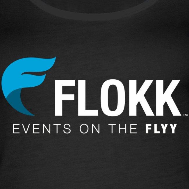 Women's Black Flokk Premium Tank