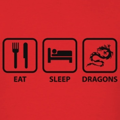 Eat Sleep Dragons