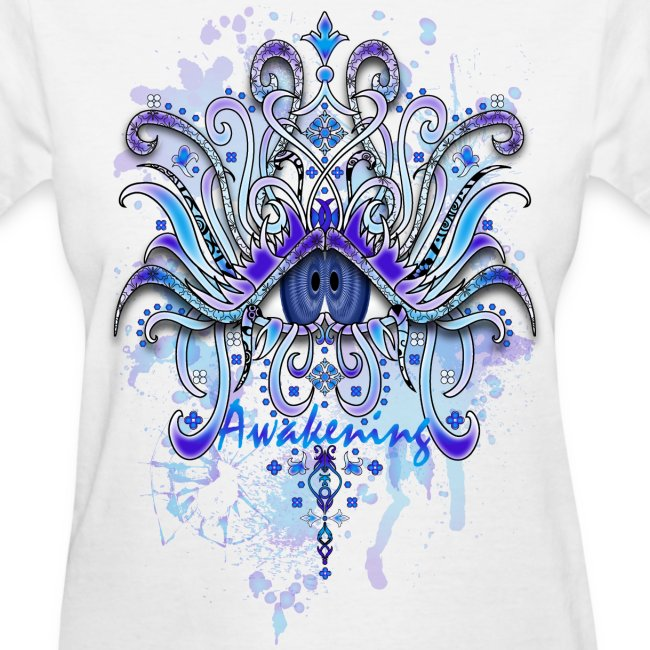 Awakening Self - Ladies Standard Tee