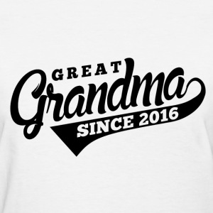 Great Grandma Since 2016 Women's T-Shirts - Women's T-Shirt