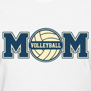 Volleyball Mom Women's T-Shirts - Women's T-Shirt