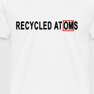 recycled_atoms_om - Men's Premium T-Shirt