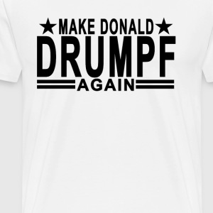make_donald_drumpf_tshirts - Men's Premium T-Shirt