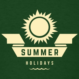Summer holidays - Men's T-Shirt
