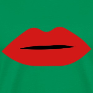 lips T-Shirts - Men's Premium T-Shirt