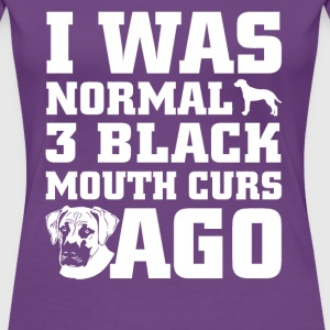 Black Mouth Curs - Women's Premium T-Shirt