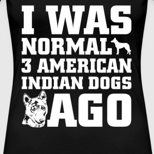 American Indian Dogs - Women's Premium T-Shirt