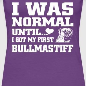 Bullmastiff - Women's Premium T-Shirt
