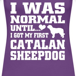 Catalan Sheepdog - Women's Premium T-Shirt