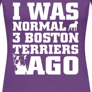 Boston Terriers - Women's Premium T-Shirt