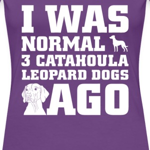 Catahoula Leopard Dogs - Women's Premium T-Shirt