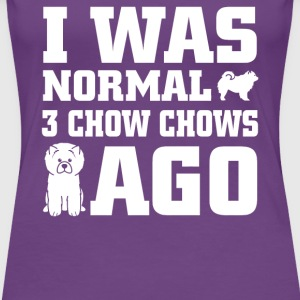Chow Chows - Women's Premium T-Shirt