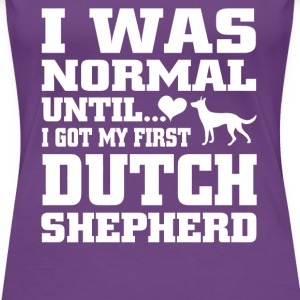 Dutch Shepherd - Women's Premium T-Shirt