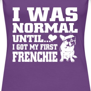 Frenchie - Women's Premium T-Shirt