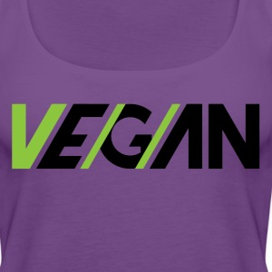 Vegan sport Tanks - Women's Premium Tank Top
