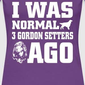 Gordon Setters - Women's Premium T-Shirt