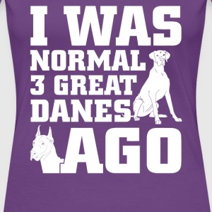 Great Danes - Women's Premium T-Shirt