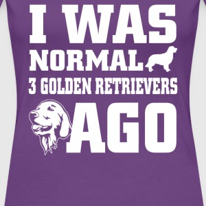 Golden Retrievers - Women's Premium T-Shirt