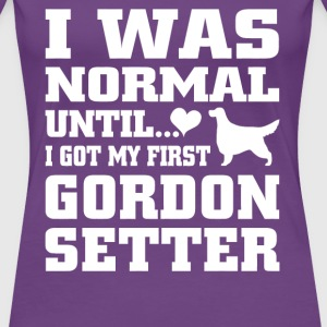 Gordon setter - Women's Premium T-Shirt