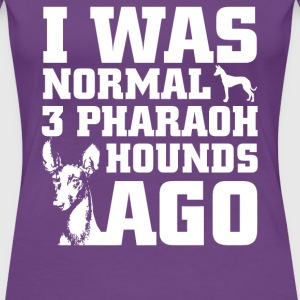 Pharaoh Hounds - Women's Premium T-Shirt