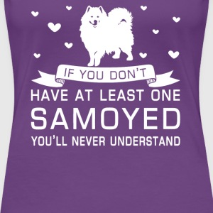 Samoyed - Women's Premium T-Shirt