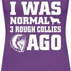Rough Collies - Women's Premium T-Shirt