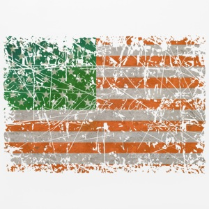 Irish States Of America - Mouse pad Horizontal
