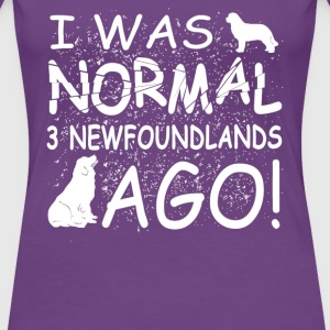 Newfoundlands - Women's Premium T-Shirt