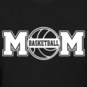 Basketball Mom Women's T-Shirts - Women's T-Shirt