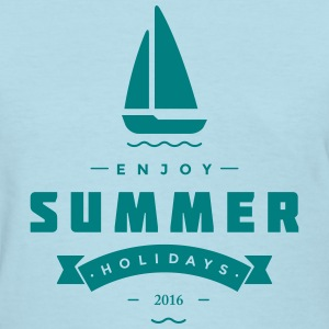 summer holidays 2016 - Women's T-Shirt