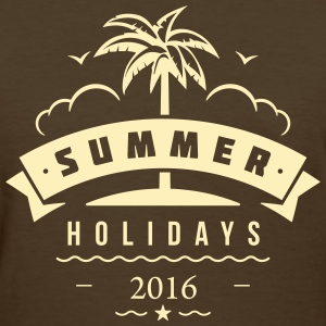 Summer holidays - Women's T-Shirt