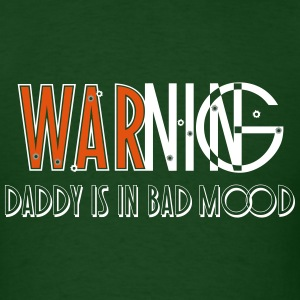 daddy in bad mood_vec_3 us T-Shirts - Men's T-Shirt