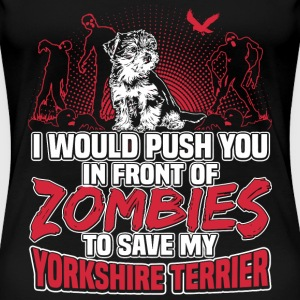 Yorkshire Terrier - Women's Premium T-Shirt
