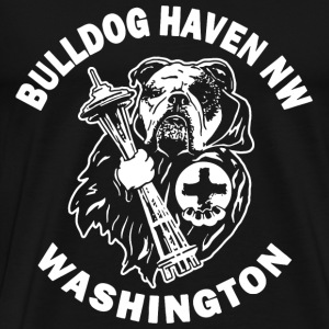 BULLDOGS OF ANARCHY - Men's Premium T-Shirt