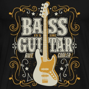 Bass - Men's Premium T-Shirt