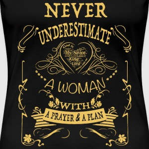 Prayer Women - Women's Premium T-Shirt