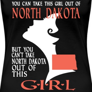 North Dakota - Women's Premium T-Shirt