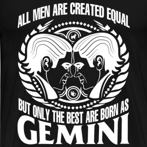 Gemini - Men's Premium T-Shirt