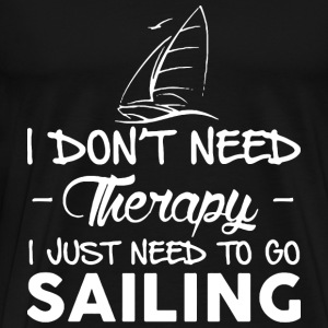 Sailing - Men's Premium T-Shirt