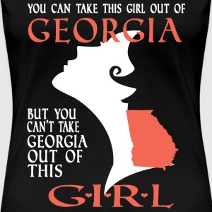 Georgia - Women's Premium T-Shirt