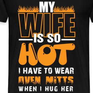 Wife - Men's Premium T-Shirt