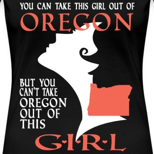 Oregon - Women's Premium T-Shirt