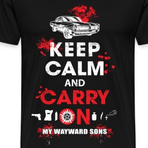 SuperNatural - Men's Premium T-Shirt