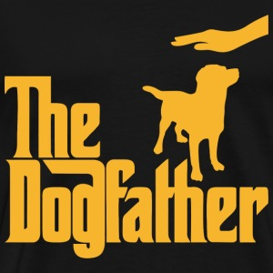 The Dogfather - Men's Premium T-Shirt