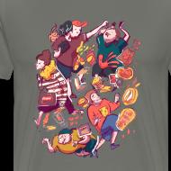 Design ~ Wreckless Collage Shirt