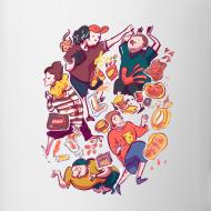Design ~ Wreckless Eating Mug