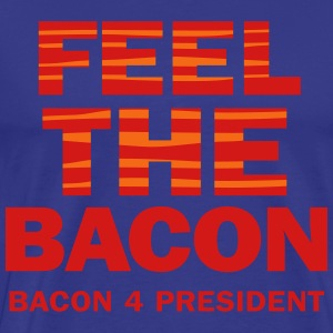 Feel The Bacon 2C T-Shirts - Men's Premium T-Shirt