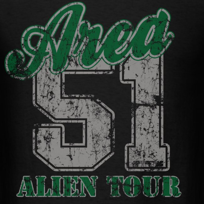 Area 51 Alien Tour