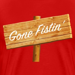 Gone Fisting - Men's Premium T-Shirt